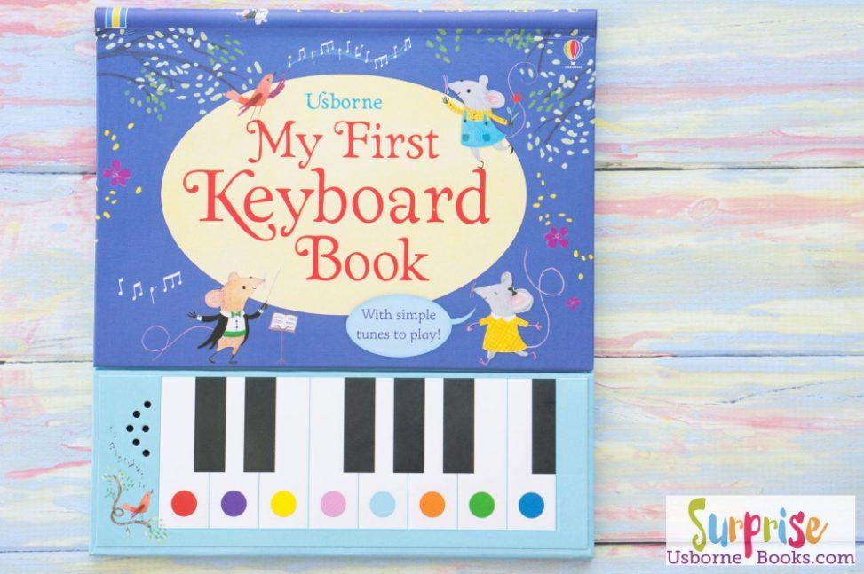 Usborne First Keyboard Book