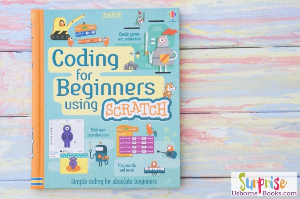 Usborne Coding for Beginners Using Scratch