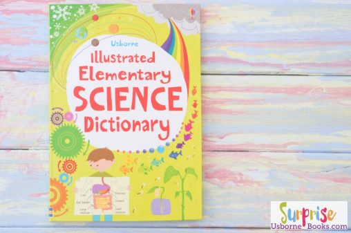 Usborne Illustrated Elementary Science Dictionary