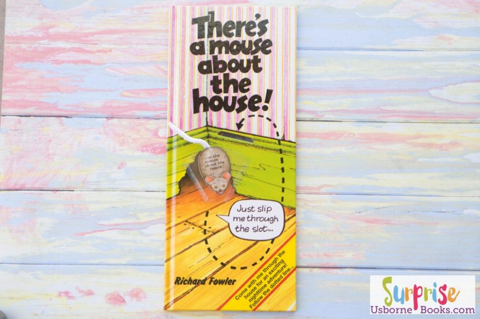 Usborne There's a Mouse About the House
