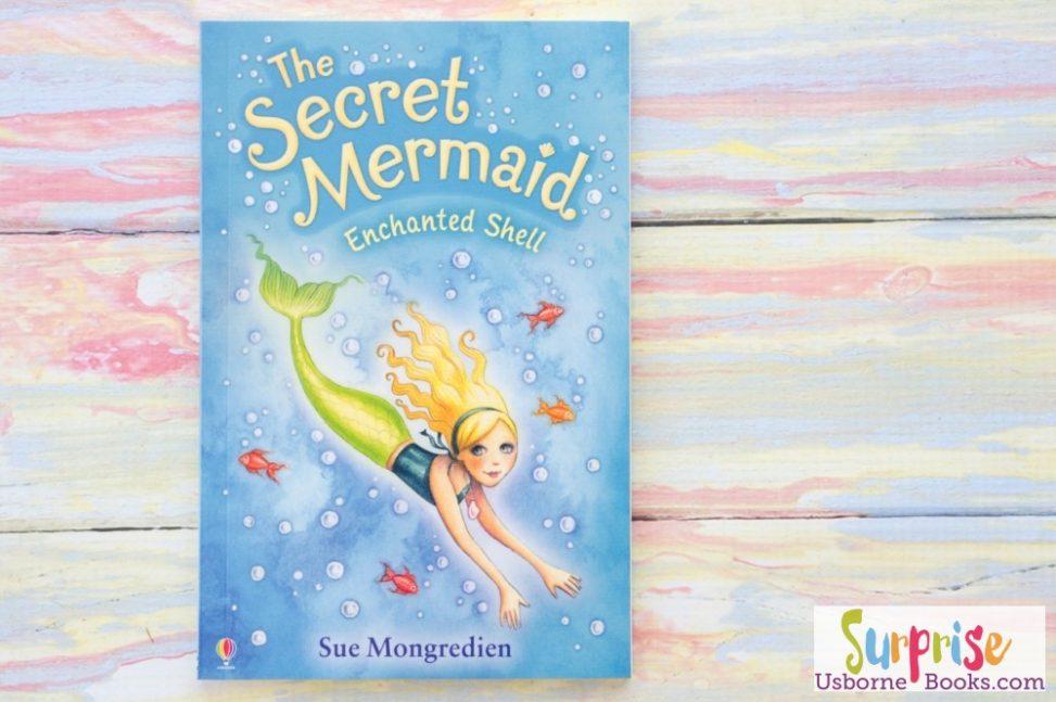 Usborne Secret Mermaid