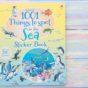 Usborne 1001 Things to Spot Sticker Book