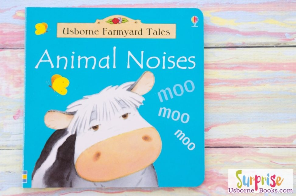 Usborne Animal Noises