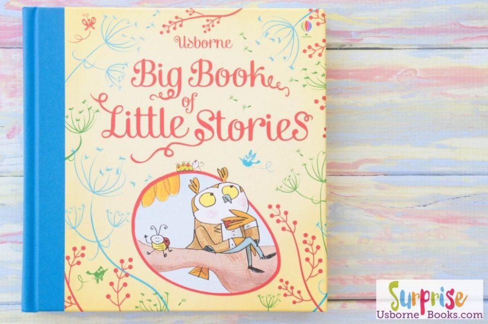 Usborne Big Book Little Stories