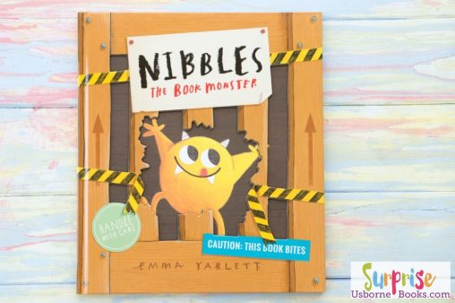 Usborne Nibbles the Book Monster
