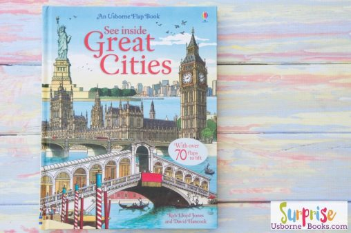 Usborne See Inside Great Cities