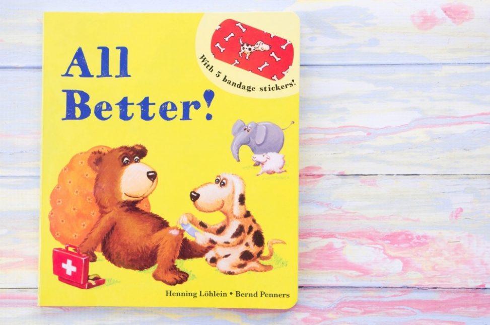 All Better Usborne Book