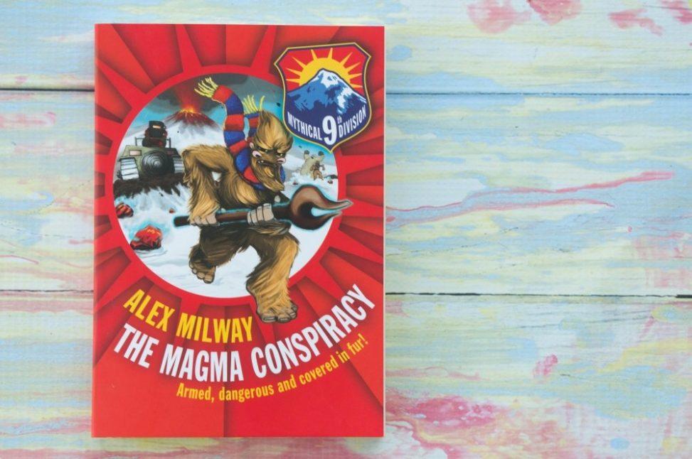 Mythical 9th Division Usborne Books & More
